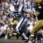 Deacon Jones vs Green Bay Packers