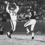 Deacon Jones Deflecting a Pass