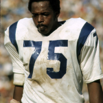 Deacon Jones Legend and Hall of Famer