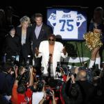 Deacon Jones Honored in St. Louis