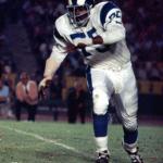 Deacon Jones Chasing the QB