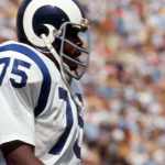 Fearsome Foursome Member Deacon Jones