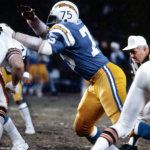 Deacon Jones San Diego Chargers