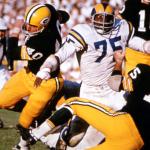 Deacon Jones vs Green Bay Packers