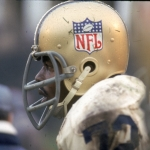 Deacon Jones NFL Helmet