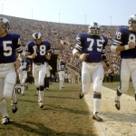 Deacon Jones Running out of Tunnel
