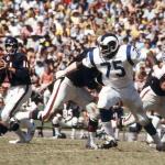 Deacon Jones vs Chicago Bears NFL