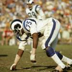 Inventor of the Sack Deacon Jones