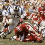 Deacon Jones vs Falcons