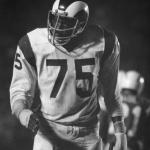 Secretary of Defense NFL Player Deacon Jones