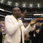 Deacon Jones Honored at St. Louis Rams Game