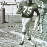 Deacon Jones at NFL Training Camp
