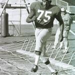 Deacon Jones at NFL Training Camp