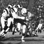 Deacon Jones Making a Tackle vs the San Diego Chargers