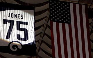 NFL Legend Deacon Jones #75