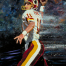 Washington Redksin Mark Rypien Painting