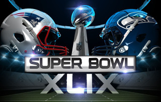 Super Bowl XLIX Patriots vs Seattle Seahawks
