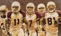 NFL Art of the Arizona Cardinals