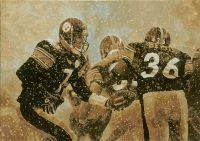 NFL Art of the Pittsburgh Steelers