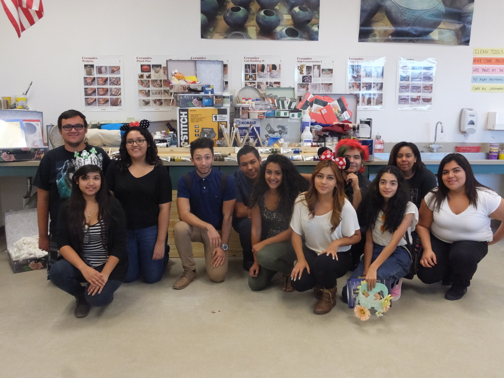 Mojave High School Art Program