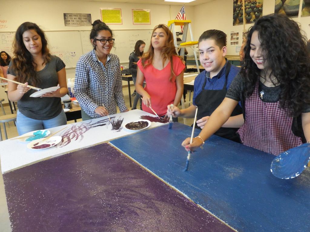 Mojave High School Art Scholorship Program