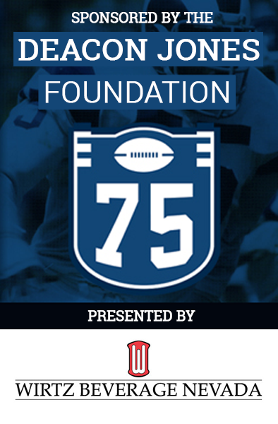 Deacon Jones Foundation and Wirtz Beverage Nevada