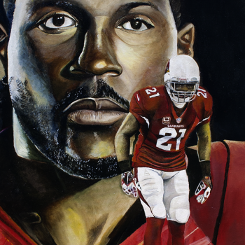 Patrick Peterson Painting